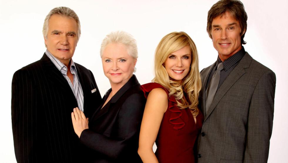 TILBAKE: Mandag 30. april er Glamour tilbake på norske TV-skjermer. Programmet sendes på CANAL9. Foto: TVNorge