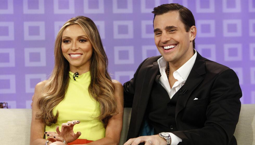 <strong>JUBLER:</strong> Nå kan Giuliana og Bill Rancic juble over å snart bli foreldre. Foto: All Over Press
