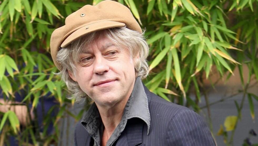 <strong>BER OM NYTT NAVN:</strong> Bob Geldof liker ikke at barnebarnet heter Astala og ber datteren Peaches om å forandre navnet.  Foto: All Over Press