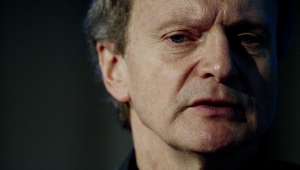 TØFF OPPLEVELSE: Telenor-sjef Jon Fredrik Baksaas sier til VG at det var en tøff opplevelse da han for 26 år siden fikk en sønn med Downs syndrom. Foto: Stian Lysberg Solum/NTB/Scanpix