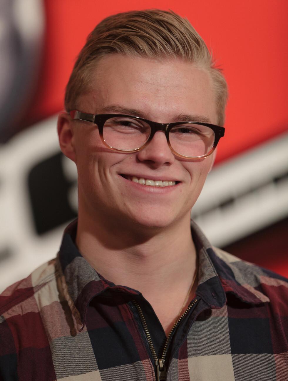 FINALIST, TEAM MAGNE: Marius Beck. Foto: TV 2