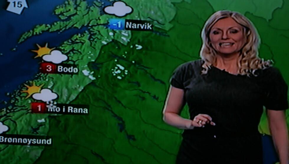 POPULÆR: Eli Kari Gjengedal er en av TV 2s mest rutinerte og populære værdamer. Foto: TV 2