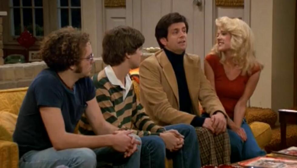 <strong>VOLD MOT EKTEMANNEN:</strong> Kelly spilte rollen som Laurie i «That 70s Show», som i mange år har blitt vist på norske TV-skjermer. Nå er hun arrestert for vold mot ektemannen.