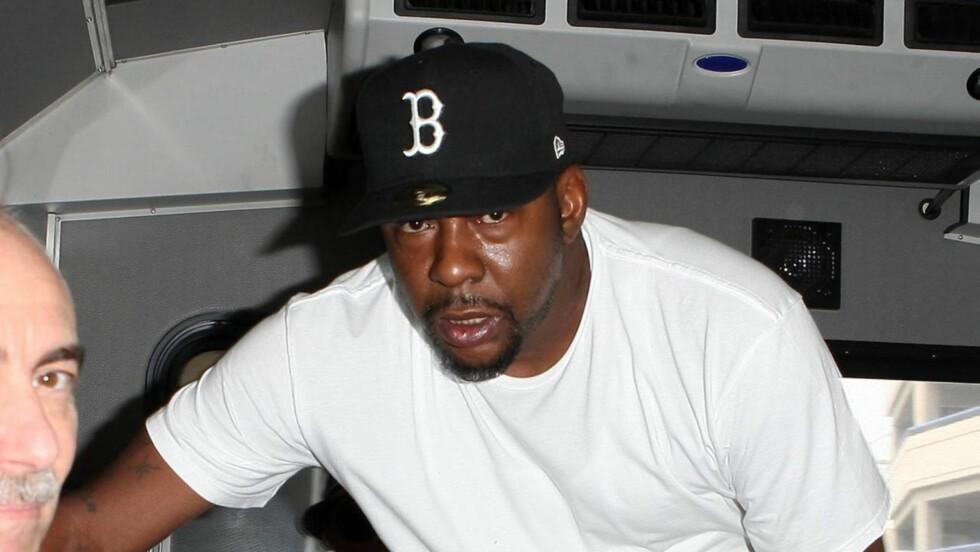 ARRESTERT: Natt til tirsdag ble Bobby Brown arrestert for fyllekjøring, men ble løslatt få timer senere.  Foto: All Over Press