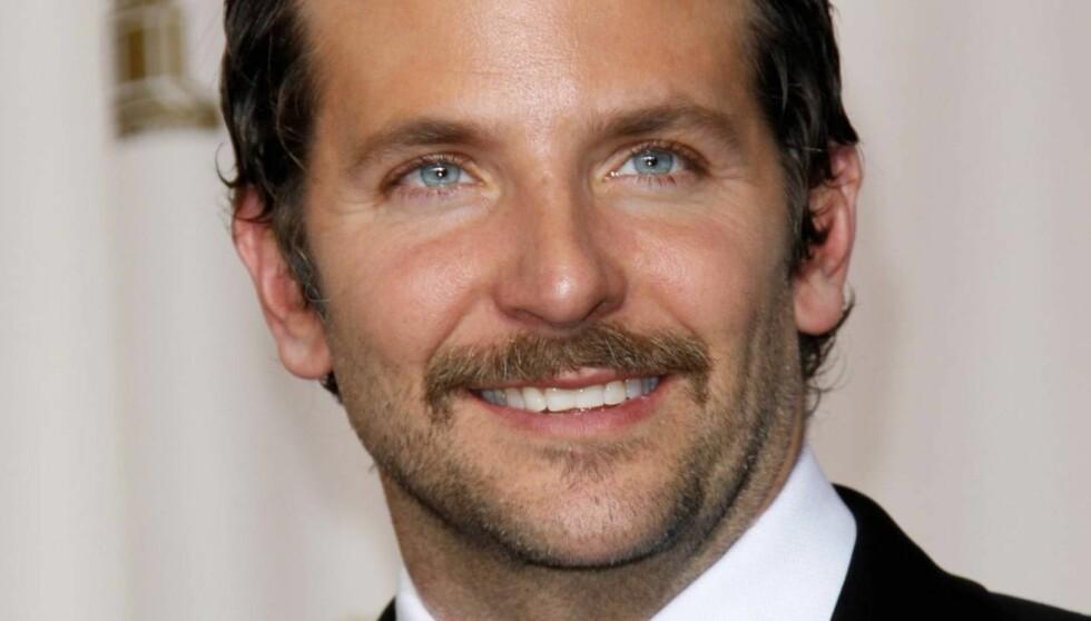 <strong>VAR IKKE KLAR FOR FORHOLD:</strong> Bradley Cooper skal ha valgt å dumpe Zoe Saldana fordi han ikke var klar for et forhold, ifølge Perezhilton.com. Foto: All Over Press