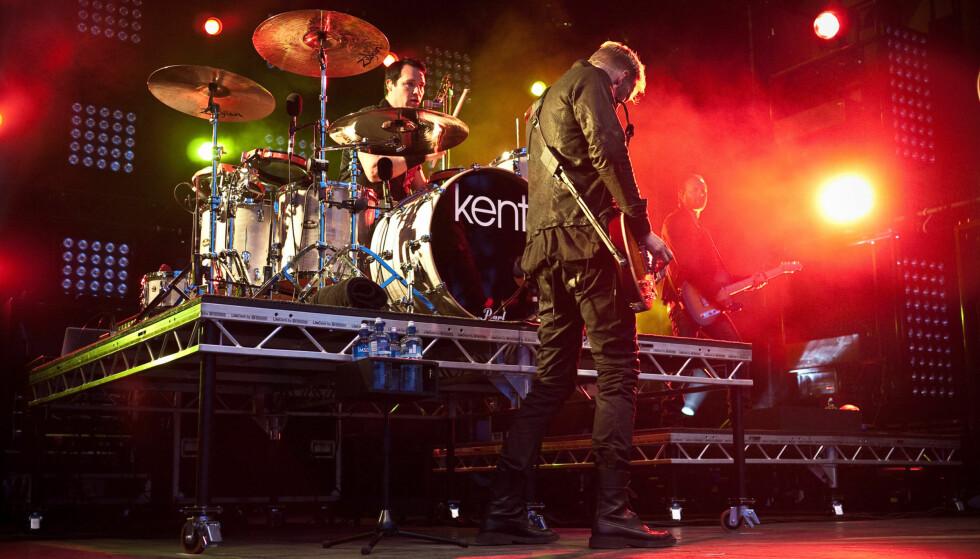 <strong>VILLE KUTTE MINUTTER:</strong> Kent skulle spille singelen 999, men fikk beskjed om at TV-kanalen ville kutte vekk nesten tre minutter. Foto: Stella Pictures