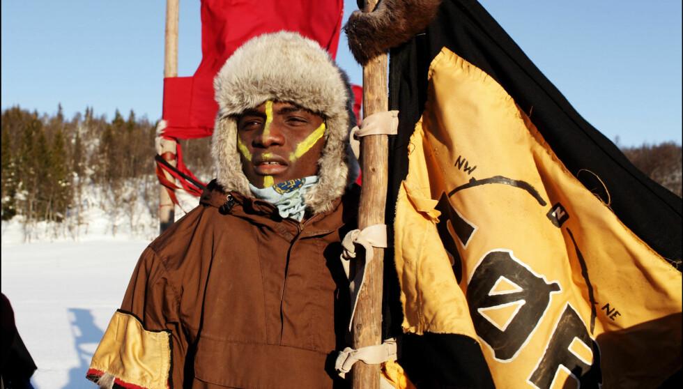 TRAUMATISK BARNDOM: «Robinsonekspedisjonen vinter»-deltageren Robert Smith flyktet med familien fra borgerkrigen i hjemlandet Liberia da han var seks år. - På veien lå det strødd lik overalt, sier han.  Foto: TV3