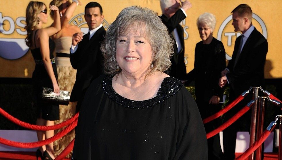 <strong>KREFT:</strong> Kathy Bates hadde eggstokkreft da hun i 2004 spilte i filmen «Little Black Book». Det var det på det tidspunktet ingen som visste. Foto: Stella Pictures