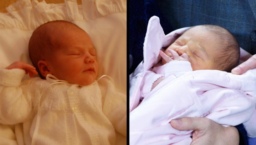 <strong>UNNGÅR DÅPSKAOS:</strong> Svenskene har besluttet å legge dåpen av prinsesse Estelle til to dager etter dåpen av danske prins Joachim og prinsesse Maries datter døpes. Datoene blir søndag 20. og tirsdag 22. mai.
