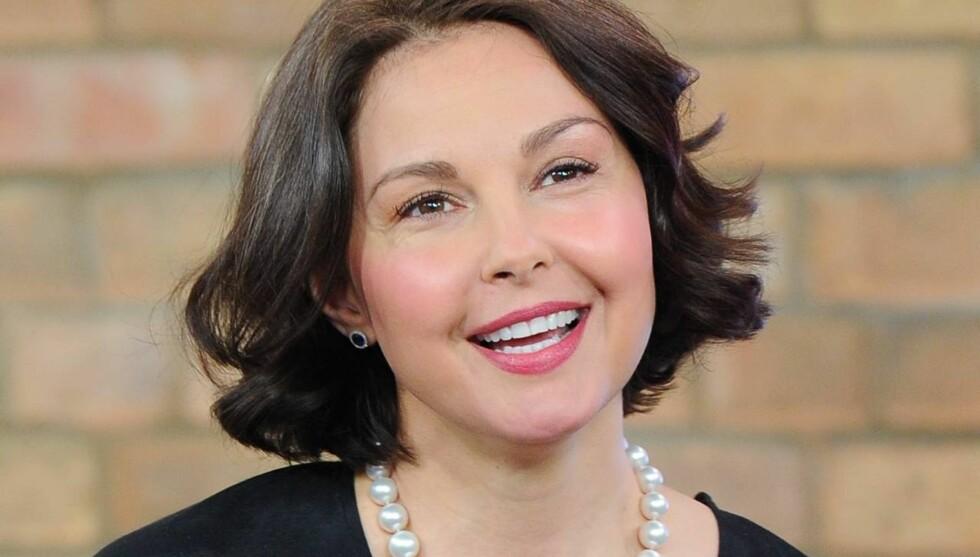 NYTT ANSIKT: Ashley Judds hovne ansikt tyder, ifølge en plastisk kirurg, på stor bruk av Botox og fettinjeksjoner i kinnene.  Foto: All Over Press