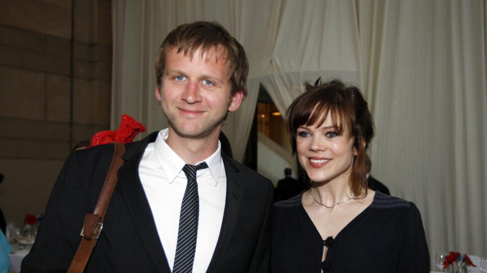 BLE FORELDRE: Tirsdag ble Ane Dahl Torp og ektemannen Sjur Miljeteig foreldre til en liten jente.  Foto: SCANPIX