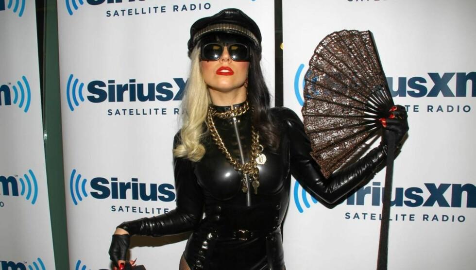 KLAR FOR MORSROLLEN: Lady Gaga drømmer nå om å få barn og gifte seg - helst i løpet av året.  Foto: All Over Press