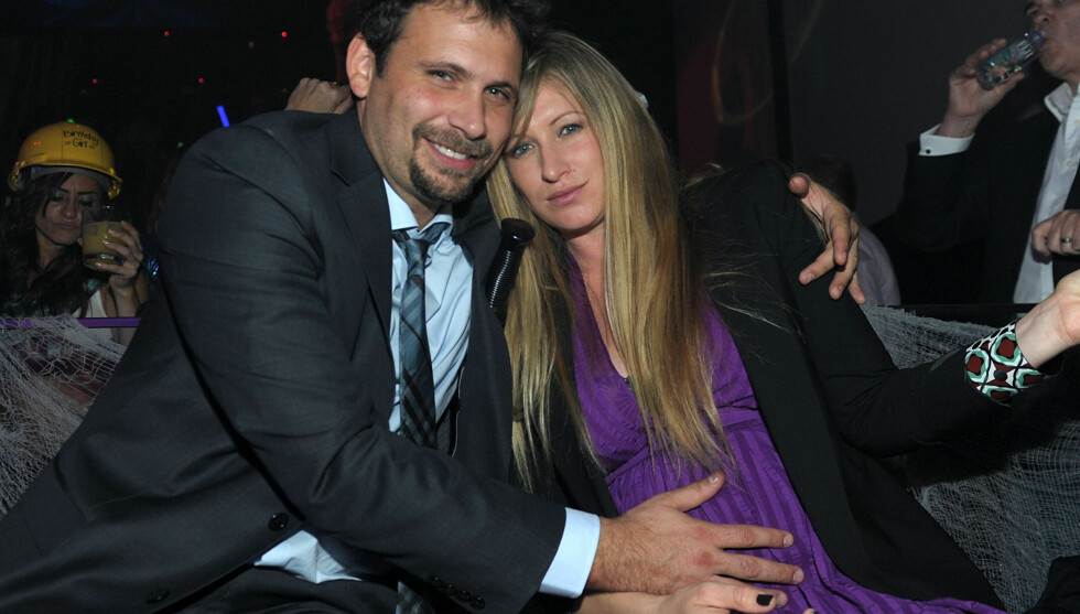 <strong>FORELDRE:</strong> Jeremy Sisto og kona Addie Lane har blitt tobarnsforeldre. Foto: All Over Press