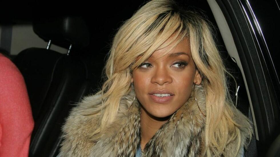 <strong>FANSET TRUET TRAN:</strong> Rihannas fans skal ha sendt flere dødstrusler til Chris Browns kjæreste Karrueche Tran. Foto: All Over Press