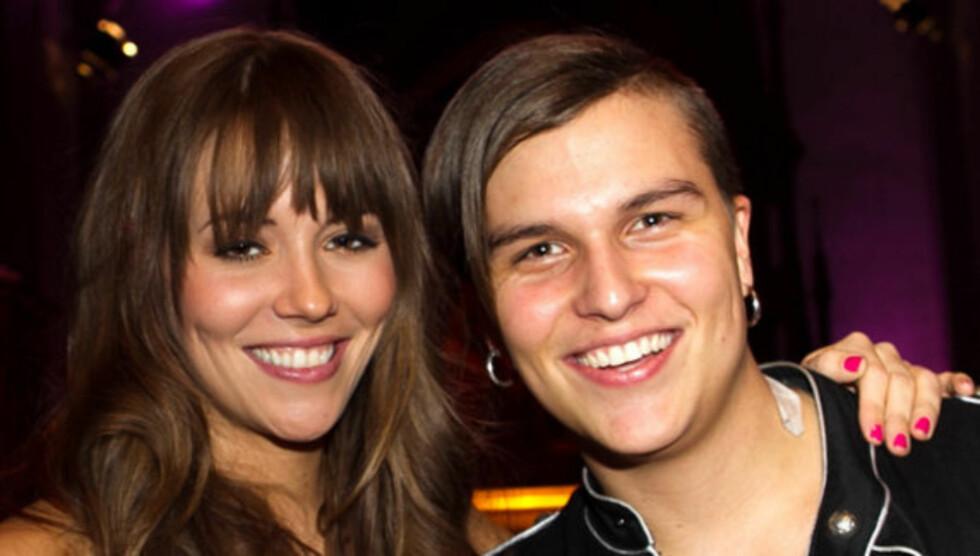 HAR X-FAKTOR?: Atle Pettersen kom på andreplass i X-Factor i 2010. Marion Ravn, som selv har opplevd stor internasjonal suksess, var en av dommerne Foto: Stella Pictures