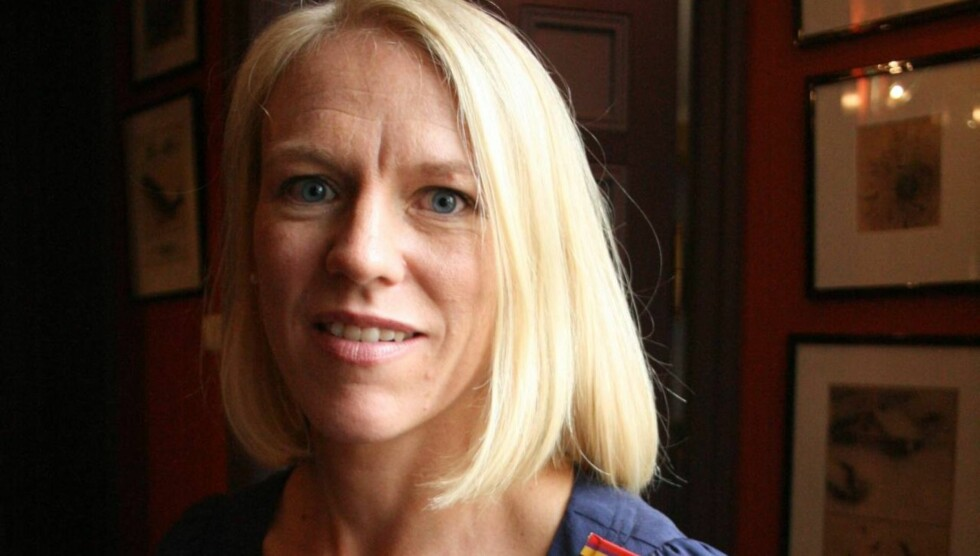 STOR SORG: Da hun var 16 år fikk Anniken Huitfeldt beskjeden om at mamma var alvorlig syk.  Foto: Seher.no/Anders Myhren