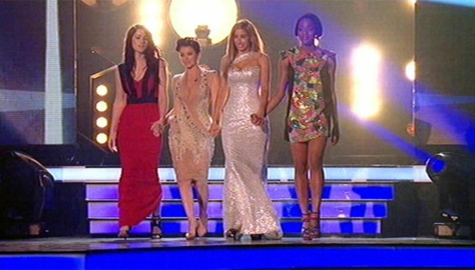 POPSTJERNE: Stacey Solomon kom i 2009 på sjetteplass i den britiske utgaven av TV-programmet «X Factor» og har siden gjort suksess som artist og programleder. Foto: Stella