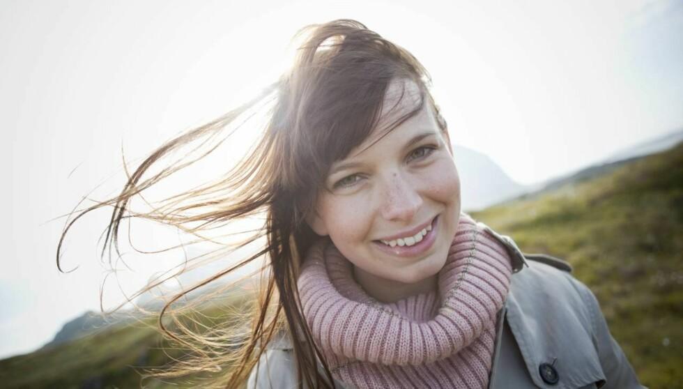 KJENDISLEILIGHET: Nå er det Marit Larsen som bor i leiligheten. Foto: SCANPIX