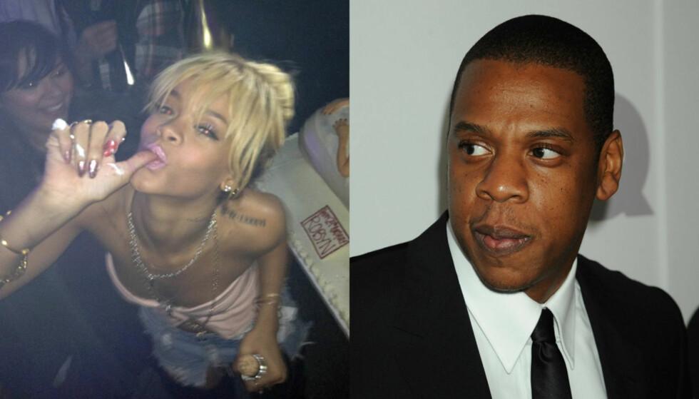 SKUFFET: Jay-Z er svært skuffet over at Rihanna har gjenopptatt kontakten med sin voldelige ekskjæreste. Foto: Stellapictures