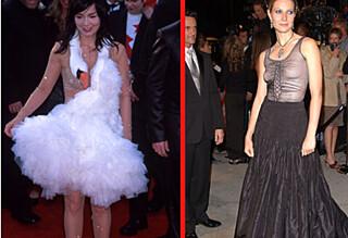 Verst kledd gjennom tidene