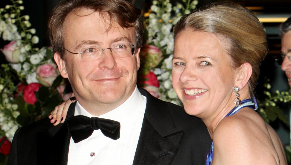 KOMMER HJEM: Prins Friso ligger i koma etter snøskredulykken, nå har han blitt fløyet hjem til London. Her på konsert med sin kone prinsesse Mabel i mai i fjor.  Foto: Stella Pictures