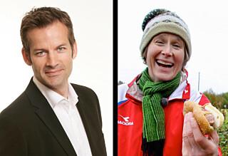 Blir Linda Eide og Jon Almaas ny stjerneduo?