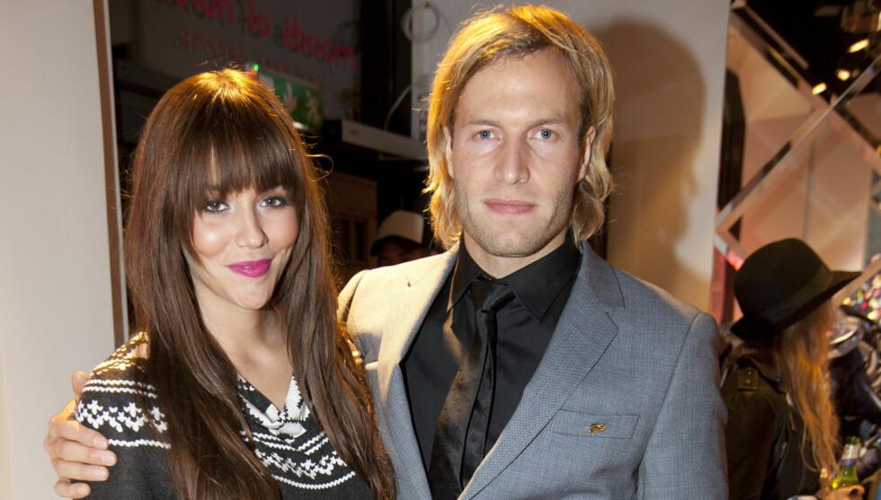 GIFTER SEG: Marion Ravn og Andreas Ygre Wiig skal gifte seg. Foto: FameFlynet Norway