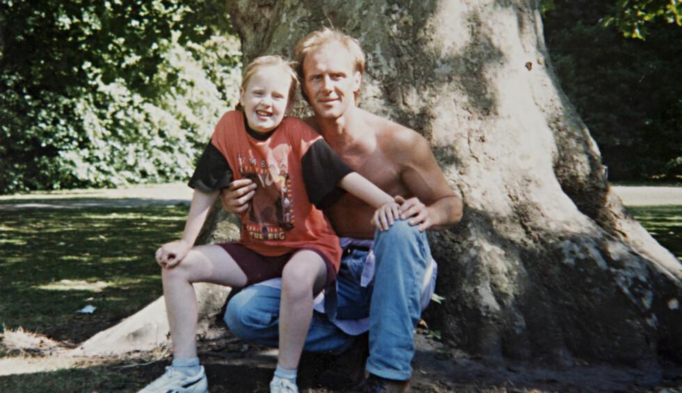 FRAVÆRENDE: Sangerens far skal nesten ikke ha vært tilstede for datteren i barndommen på grunn av sitt alkoholmisbruk.  Foto: All Over Press