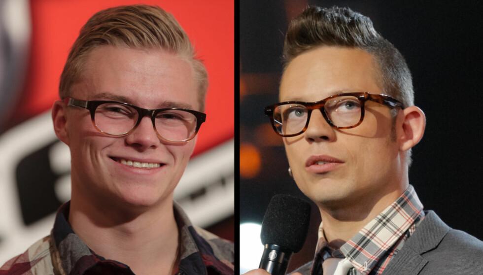INGEN KOPI: Beck forklarer at han kun er seg selv, og ikke har forsøkt å kopiere noen. Foto: TV 2 / Stella Pictures