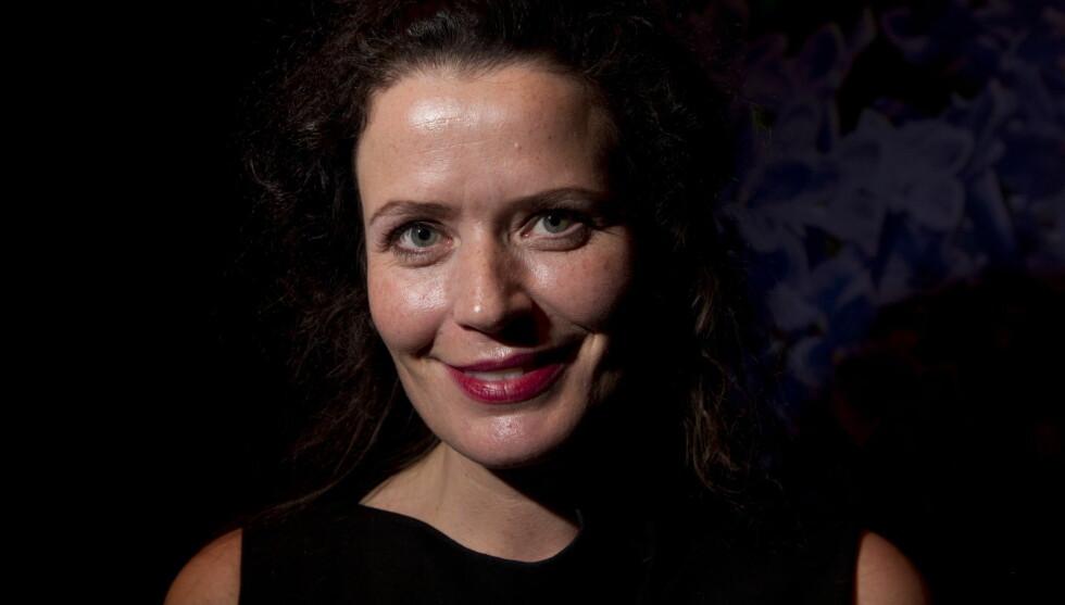 STORTRIVES I MAMMAROLLEN: Gørild Mauseth sier til VG at hun lenge var usikker på om hun skulle bli mor, men at hun nå stortrives i mammarollen. Foto: SCANPIX