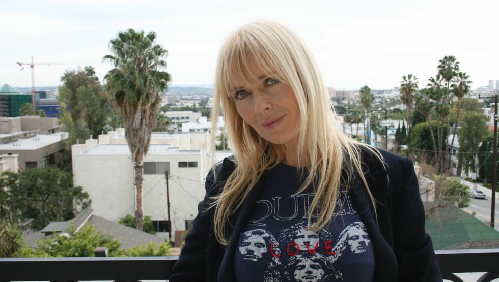 <strong>TV-STJERNE:</strong> Den tidligere Playboy-modellen Lillian Müller var i fjor med i den norske TV-serien «Ja, vi elsker Hollywood» på TVNorge. Foto: Anders Myhren/Seher.no