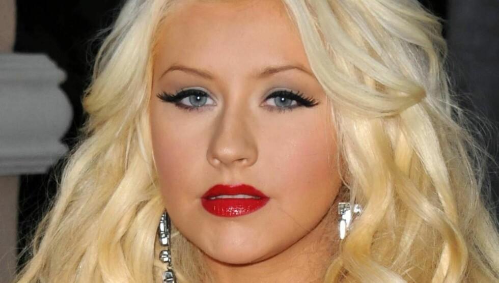 VIL SE FAREN: Christina Aguilera er endelig klar for å møte sin voldelige far, som hun ikke har sett på 12 år.  Foto: All Over Press