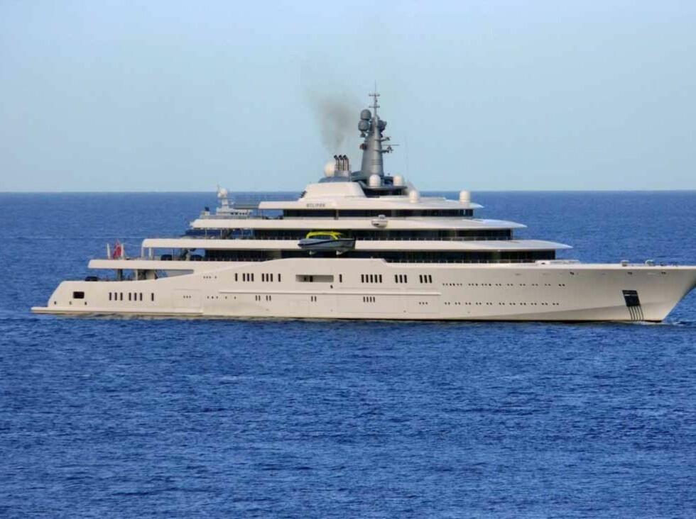 LEILGHETER: Båten har hele 11 leiligheter. Foto: Aker Yachts