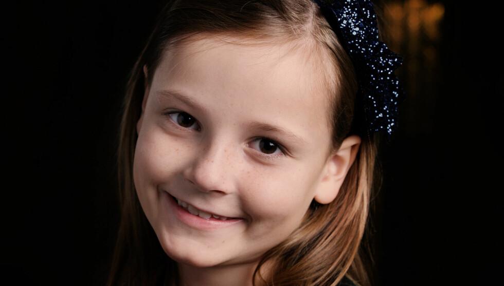 FALSK: Personen(e) bak den falske Twitter-kontoen kom med grove «vitser» på vegne av 8-åringen. Foto: Julia Naglestad/ Det kongelige hoff/ Stella Pictures