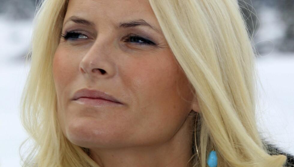 FOLKEKJÆR: Veteranartist Arnie «Skiffle Joe» Norse er ikke like glad i kronprinsesse Mette-Marit som veldig mange andre i dette landet. Foto: Lise Åserud / Scanpix
