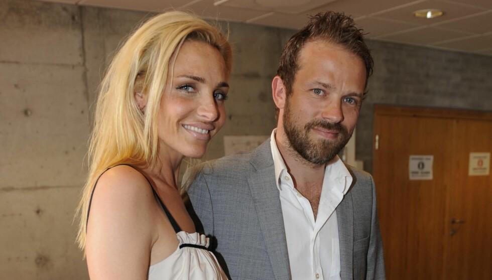 LYKKELIGE: Isabel Ødegård trer ut av skyggen til sin skuespiller-kjæreste Christian Skolmen når hun lørdag entrer MGP-scenen i Larvik med låta «I've Got You». Foto: SCANPIX