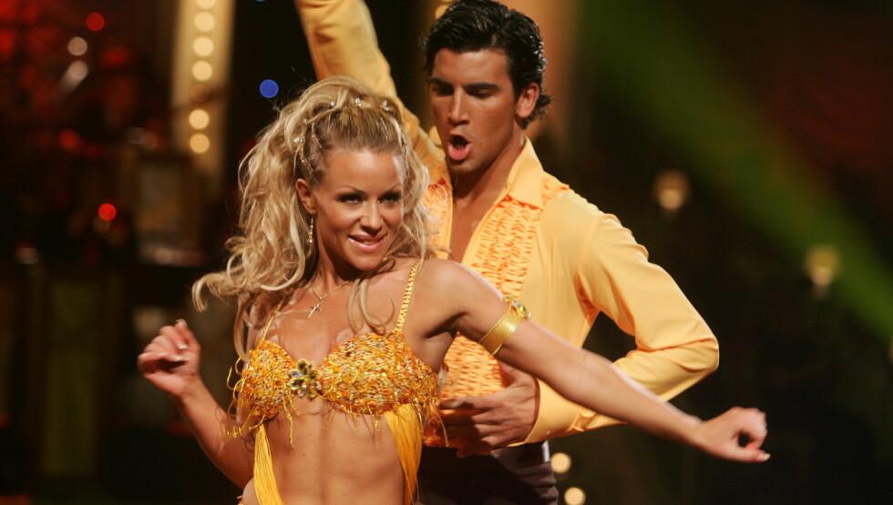UTBRENT: Lene Alexandra Øien forteller at «Skal vi danse» var en av flere faktorer som gjorde henne utbrent.  Foto: Stella Pictures
