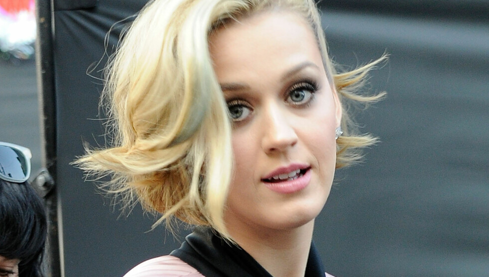 RASENDE: Katy Perry skal være rasende over Russell Brands planer om å skrive bok om deres korte ekteskap.  Foto: All Over Press