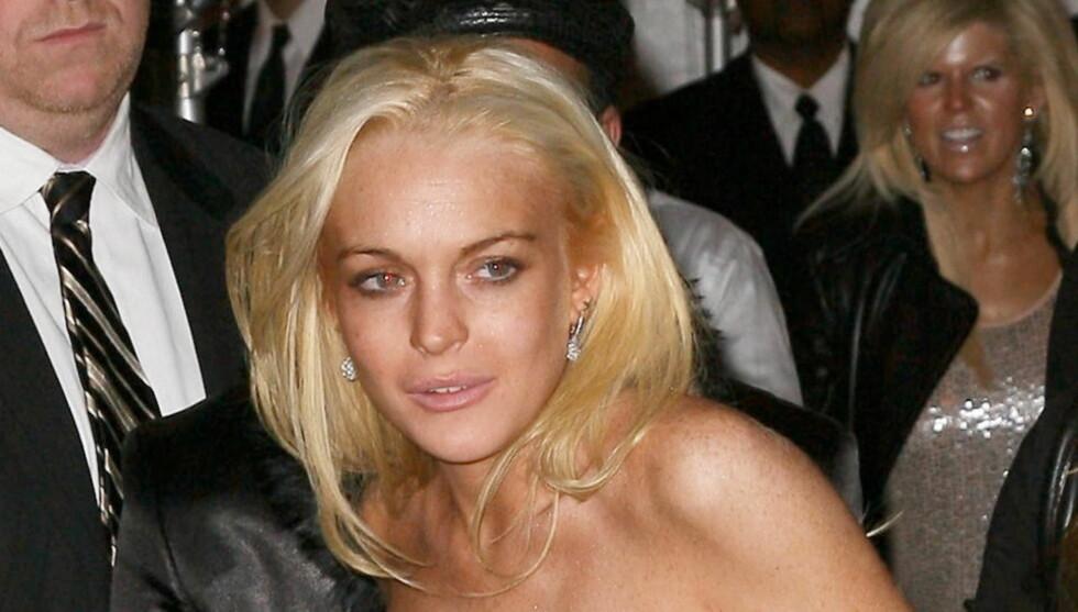 BLIR SAKSØKT: Lohan blir nå saksøkt av kvinnen. Foto: All Over Press