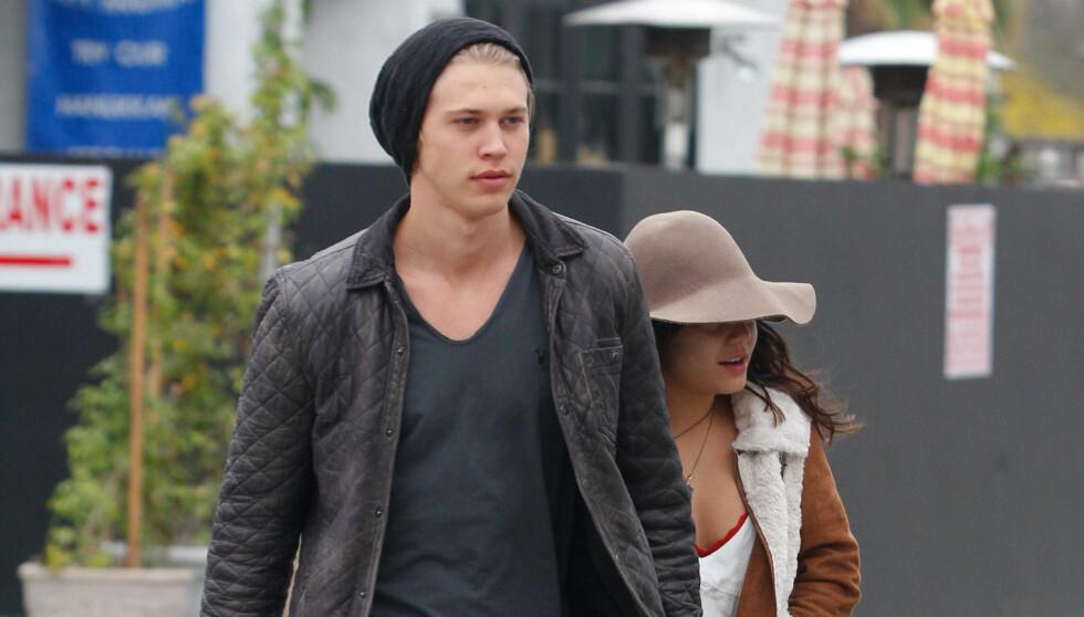 KJÆRESTER: Vanessa Hudgens er kjæreste med 20 år gamle Austin Butler.  Foto: Stella Pictures