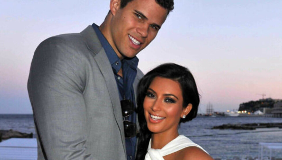 PLANLA FRIERIET: Kim Kardashian skal ha planlagt hvordan hun ville at kjæresten Kris Humphries skulle fri til henne foran tv-kameraene.  Foto: Stella  Pictures