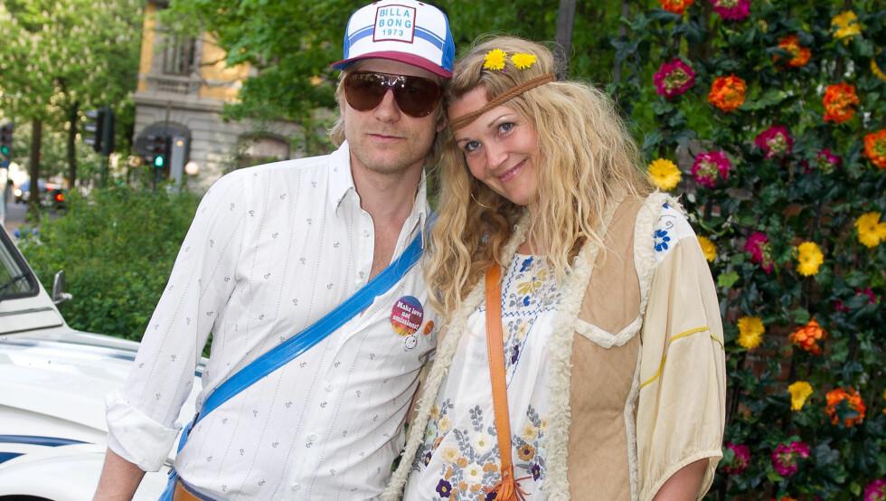 SAMMEN IGJEN: Ekteparet Svein Tore Bergestuen og Berit Boman tok i separsjon for et halvt år siden. Nå har de funnet tilbake til hverandre igjen. Foto: Stella Pictures