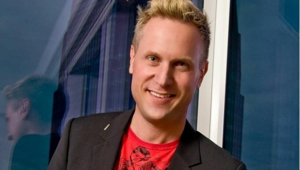 TV-STJERNE: Jarl Haugedal fra Kristiansand har startet et nytt realitykonsept i USA. «The Next American Gay» skal finne nye homofile forbilder.  Foto: Privat