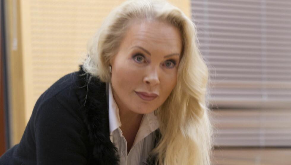TAPTE RETTSSAKEN: - Jeg ble sjokkert og lei meg, sier Mona Høiness til Dagbladet etter at hun ikke fikk medhold i Oslo tingrett i søksmålet om æreskrenkelser fra brukerne på nettforumet til Hegnar Online. Foto: Scanpix