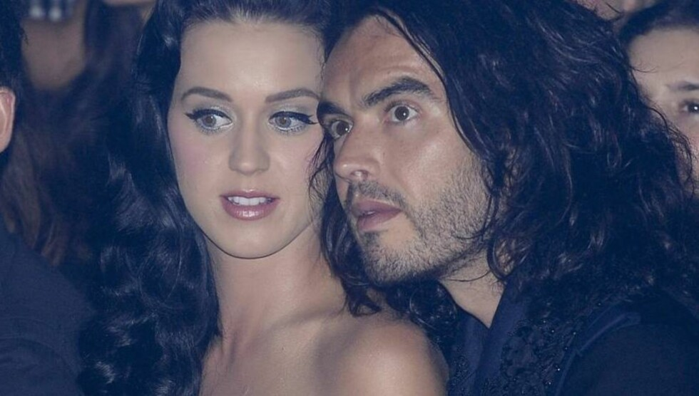 HISTORIE: 15 måneder etter at de giftet seg, er ekteskapet over for Russell Brand og Katy Perry. Foto: Stella Pictures