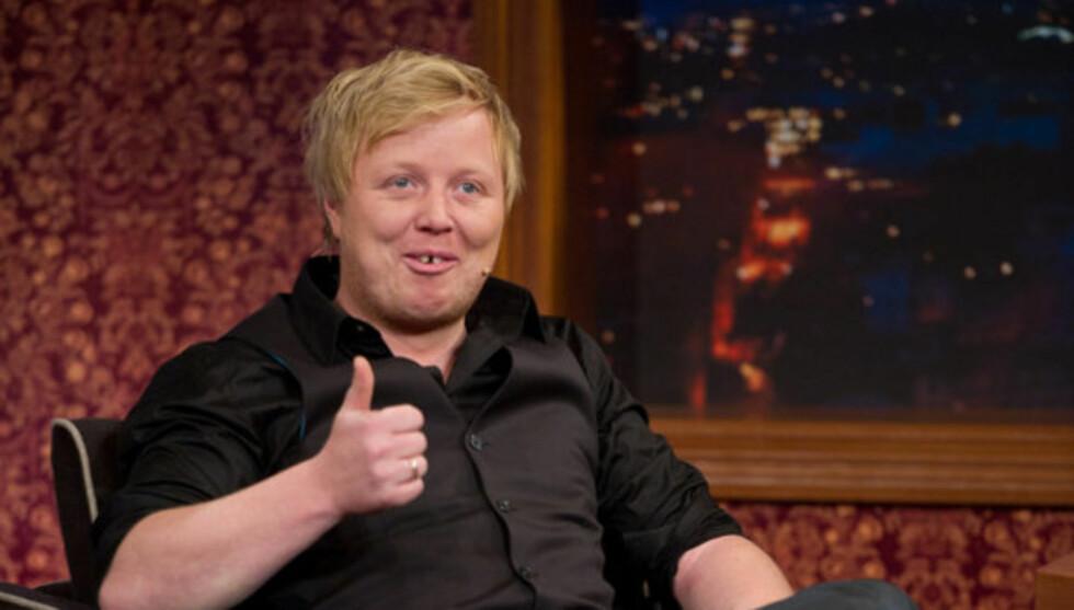 KUTTET UT ALKOHOLEN: Kurt Nilsen sier til Dagbladet Magasinet at han har sluttet å drikke alkohol etter konserter, fordi han ble lei av den type drikking.