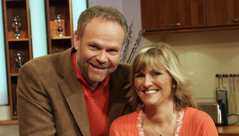 SOM ET EKTESKAP: Signe Tynning mener at hennes forhold til TV-makker Nils Gunnar Lie nærmest ble som et ekteskap.  Foto: TV2