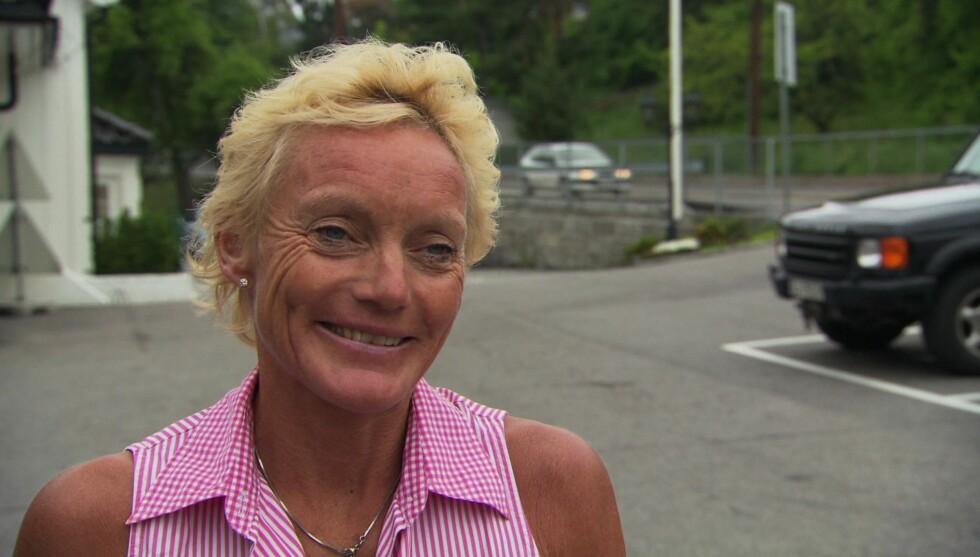 KVITT BAKTERIENE: Anette Bøe tror det tar rundt tre måneder før hun er tilbake i god, gammel form. Foto: TV3