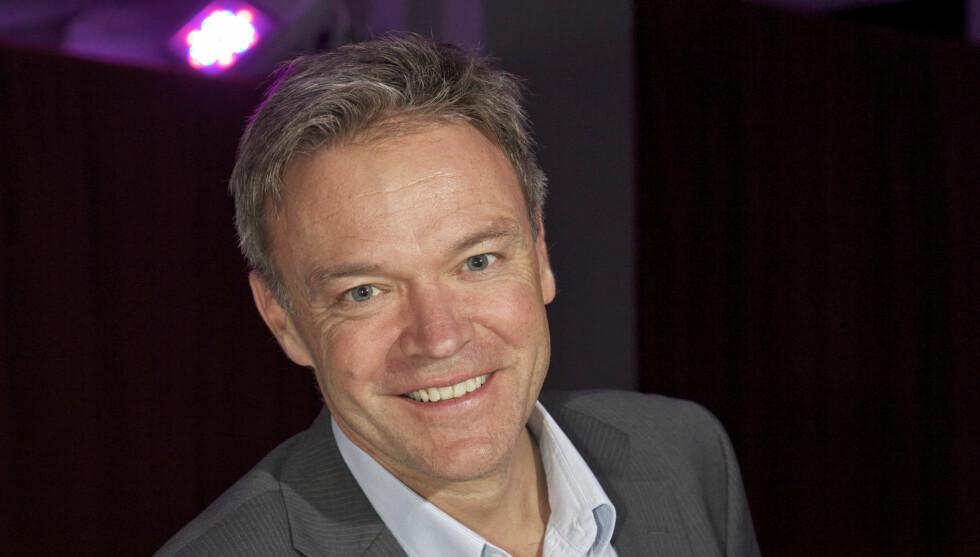 TILBAKE PÅ TV: Frode Stang er snart tilbake på skjermen i NRK.  Foto: Se og Hør