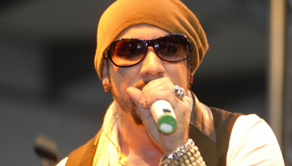 SANGFUGL: AJ McLean er kjent for å være Backstreet Boys mest rocka medlem, og kjennetegnes ved sin karakteristiske hese stemme.  Foto: Stella Pictures